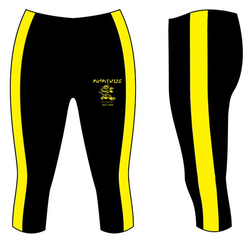 - Custom 3/4 Leggings