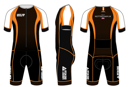 - Custom S/S Elite TT Suit