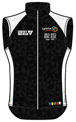 Cycle Live GNBR - Full-Zip Cycling Gilet (Unlined)
