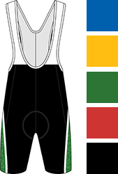The Rides - Cycling Bib Shorts