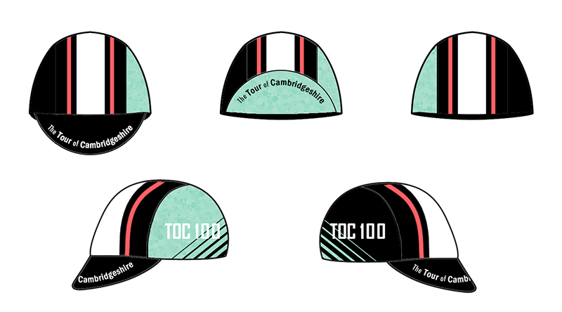 TOC 100 - GS-Lite Cycling Cap