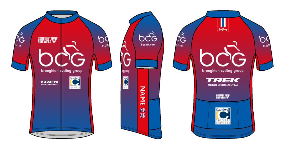 - Custom S/S Elite Cycling Jersey