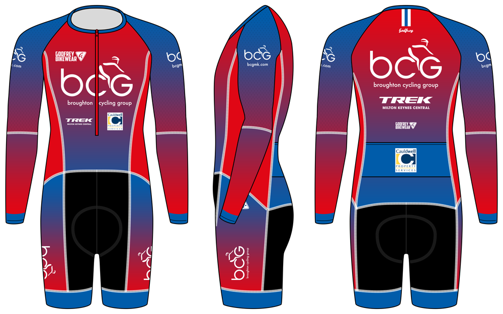 - Custom L/S Elite TT Suit