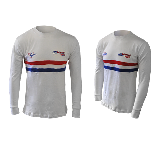 Great Britain Retro Cotton Long Sleeved Tee