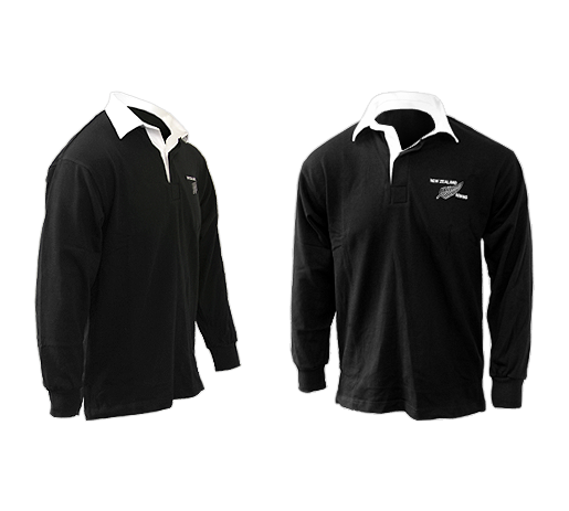 New Zealand Rugby Shirt