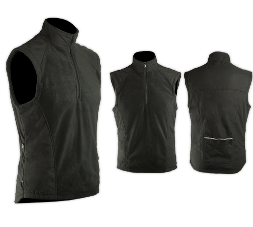Performance Black Elite Gilet