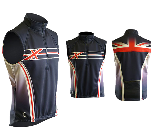 UK Performance Mazu Gilet