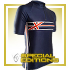 UK Performance Lightweight Cycling Jersey