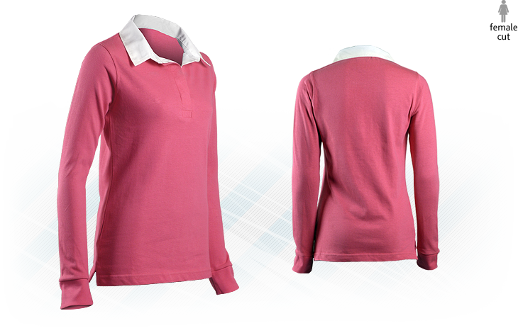 Ladies Rugby Shirt