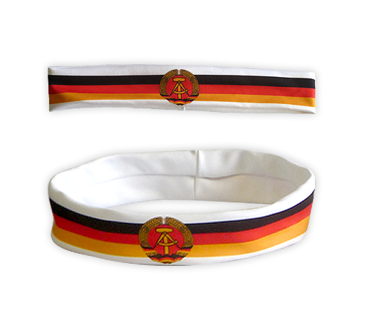 East German Retro Headband