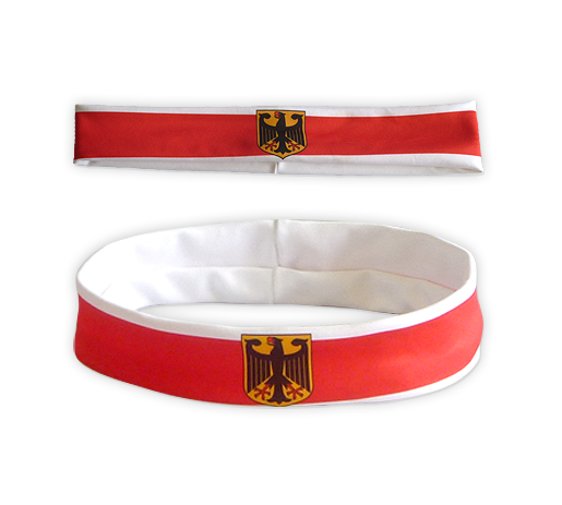 West German Retro Headband