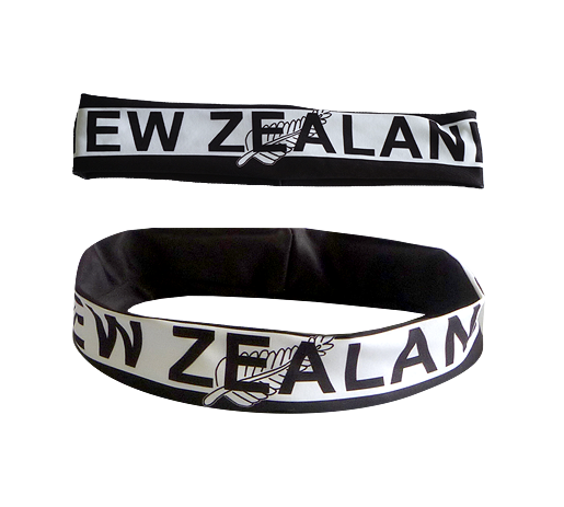 New Zealand Retro Headband