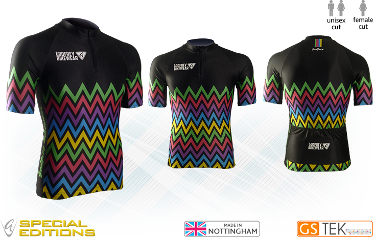 Neossoni Cycling Jersey