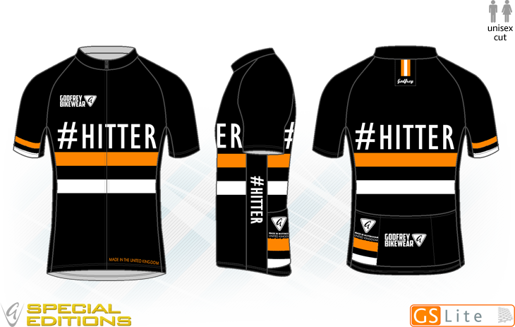 HITTER Cycling Jersey