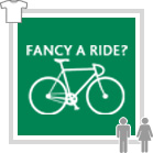 Fancy A Ride Short-Sleeve T-Shirt - Various Colours