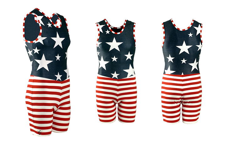 Stars and Stripes AIO