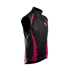 SALE - Women's Performance Black/Glory Mazu Gilet SMALL Only