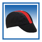 Walz Cap - Black/Red