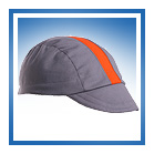 Walz Cap - Grey/Orange